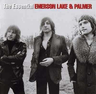 EMERSON LAKE & PALMER The Essential 2CD BRAND NEW Best Of Greatest Hits