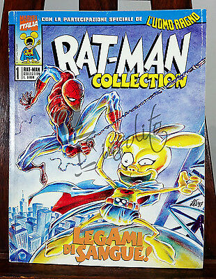 Rat-man Collection - N° 1 - Marvel Italia - 1^ Ed. - 1997 - No Ragnetto