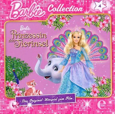 Cd * Barbie Collection - Cd 4 - Tierinsel # Neu Ovp &