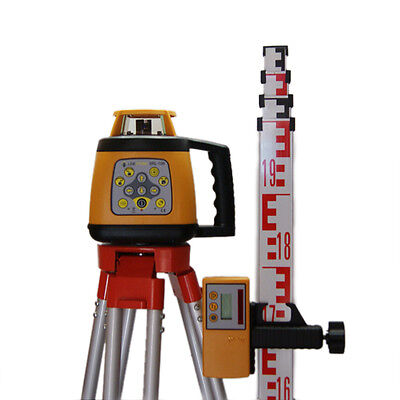 Linestorm SRL-106 Automatic Self Levelling Rotary Laser Level | Rotating Laser