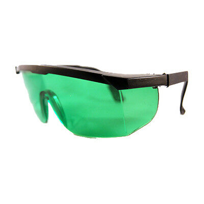 Linestorm Green Laser Glasses For Use With Laser Levels Rotary, Cross Line Laser