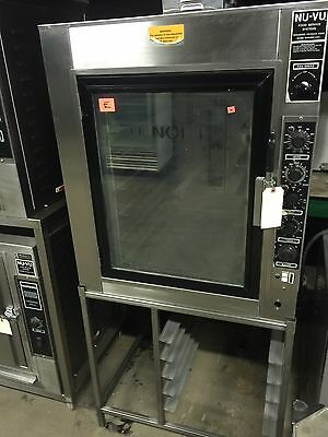 Nu-Vu UB-3T Electric Convection Oven