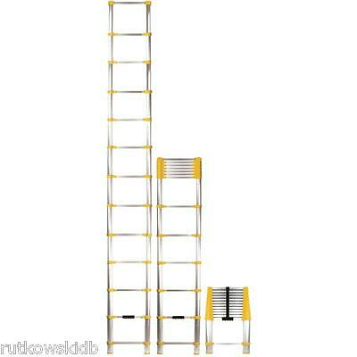 Xtend & Climb Type II Aluminum Telescoping Ladder