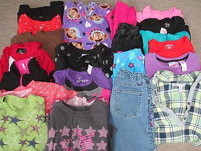 Huge lot of Girls size 7/8 clothing