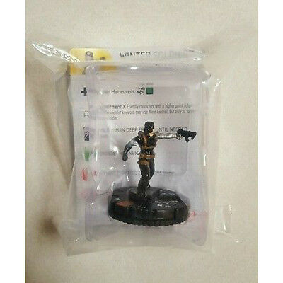 Winter Soldier #100 Heroclix