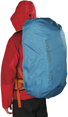 Sea To Summit Waterproof Pack Cover Medium 50 - 70L Litre-Blue