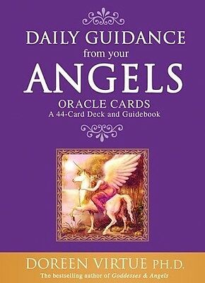 Daily Guidance From Your Angels 44 Cards Doreen Virtue