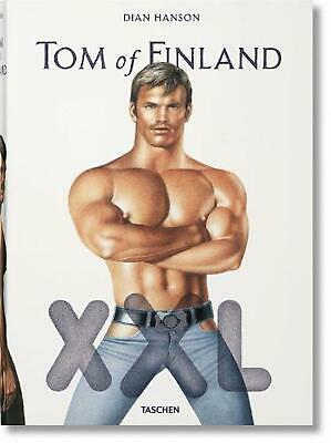 Tom of Finland by John Waters (English) Hardcover Book Free Shipping!
