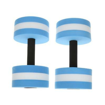 Water Aerobics Dumbbels Water Fitness Barbell Hand Bouy Pool Exercise