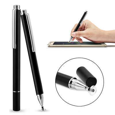 Fine Precision Round Capacitive Touch Pen Stylus For Samsung Tablet Tab 3/4/S/A