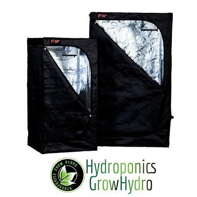 Trojan Tents SILVER - ALL SIZES - Grow Room  - Hydroponic grow tent