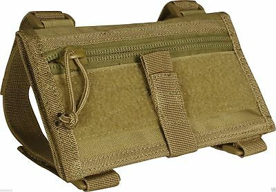 Viper Tactical Military Wrist Case Holder Map Doc Pouch Sleeve Wallet Coyote Tan