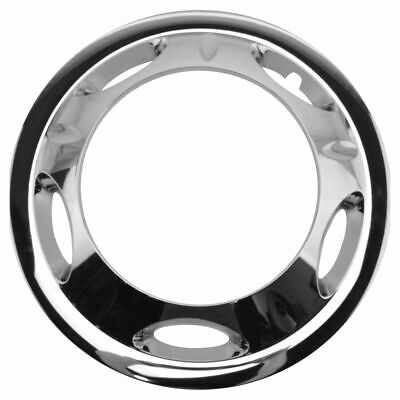 Oem Front Chrome Wheel Center Cap Cover Lh Rh Pair For Gm Dually