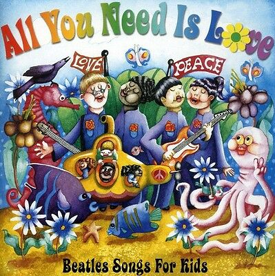 Various Artists - All You Need Is Love: Beatles Songs for Kids / Various [New CD