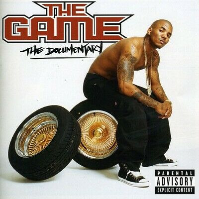 Game, The Game - Documentary [New CD] Explicit