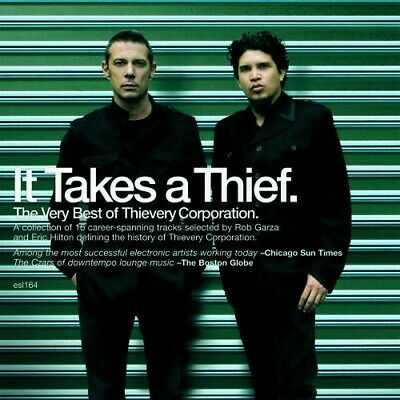 Thievery Corporation - It Takes a Thief [New CD] Digipack Packaging