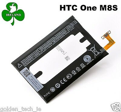 For HTC One M8S Battery Replacement BOPGE100 Genuine Capacity 2840mAh