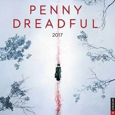 Penny Dreadful Wall Calendar by Showtime Wall Book (English)