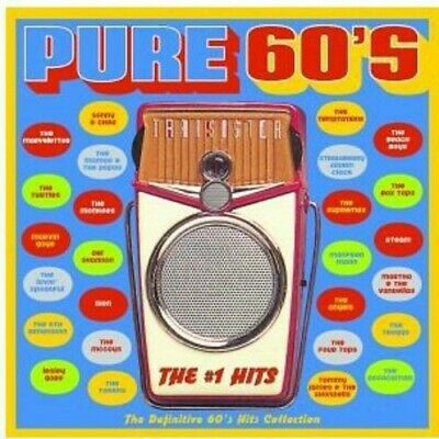 Various Artists - Pure 60's: The #1 Hits / Various [New CD]
