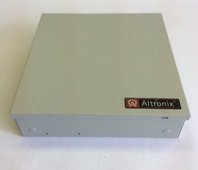 Altronix Supervised Power Supply/charger Model SMP5PMCTX