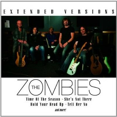 The Zombies - Extended Versions [New CD]