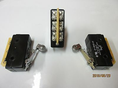 Micro Switch DT-2RV22-A7  10A 125 or 250 V.A.C. (Honeywell)