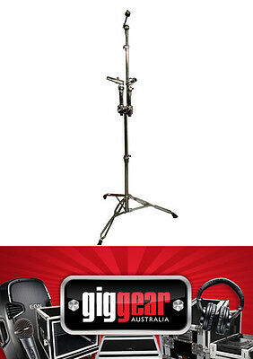 New Chrome Drum and Cymbal Combo Stand ! Double Braced