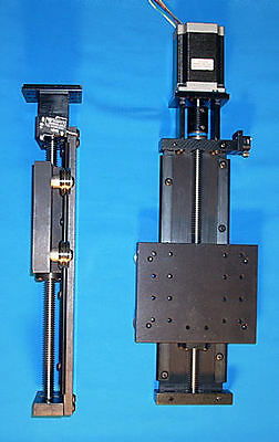 """6"""" Z axis LINEAR SLIDE actuator for CNC ROUTER, PLASMA, LASER"""
