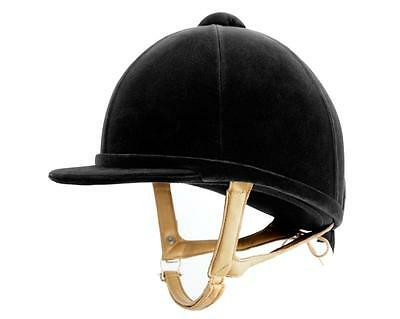 Charles Owen H2000 Riding Helmet NAVY or BLACK sizes 52cm to 62cm PAS015 Safety