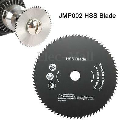 Circular Saw Blades 89x10mm 80T Cutter Disc Wheel For Cutting Wood Cement