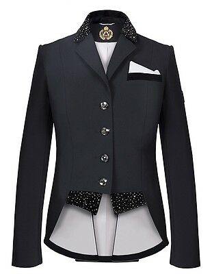 Fair Play Turnierjacket Dressage Show Jacket Bea, schwarz, *NEUHEIT*