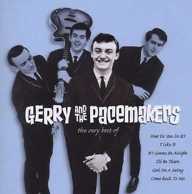 Gerry And The Pacemakers The Very Best Of Cd (Greatest Hits)