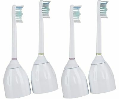 Philips Sonicare Elite COMPATIBLE Toothbrush Heads x4 E Series HX7022/7002/62