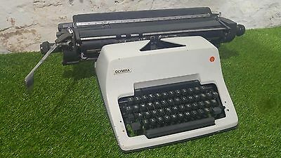 Olympia Typewriter - with Large Paper Feed