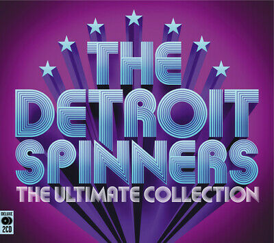 The Spinners, Detroit Spinners - Ultimate Collection [New CD] UK - Import