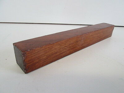 Exotic Hormigo Wood Turning Blank (1 1/2'' x 1 1/2'' x 12'')