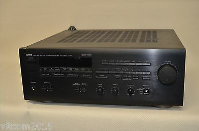 Yamaha RX V850 5.1 Channel Natural Sound Stereo Receiver 290 Watts  w/ Issue