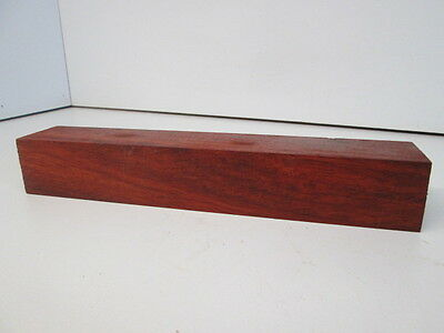 Exotic Padauk WoodTurning Blank (2'' x 2'' x 12'')