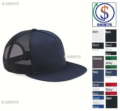 Yupoong - Five-Panel Structured Classic Trucker Cap - 6006