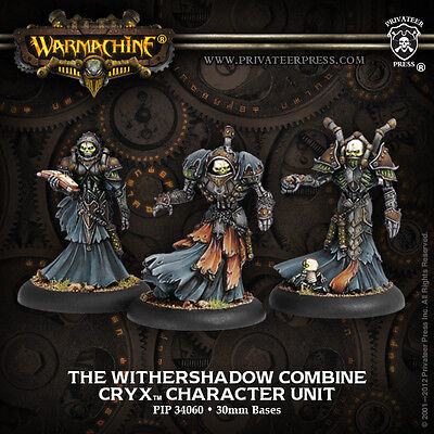 Warmachine: Cryx The Withershadow Combine PIP 34060