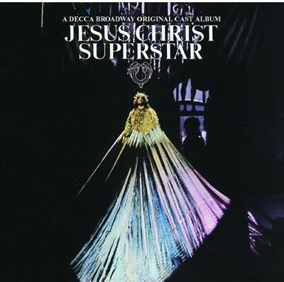 Jesus Christ Superstar - Original Broadway Cast [CD New]
