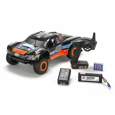 Losi 1/10 TEN-SCTE Troy Lee Designs 4WD SCT RTR w/AVC /Radio /Battery /Charger