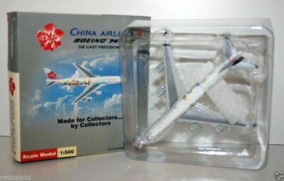 Starjets 1/500 - Sjcal093 Boeing 747-400 China Airlines