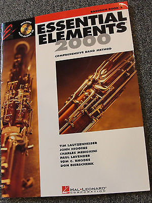 Essential Elements 2000 For Band OBOE Book 2 w CD by Hal Leonard