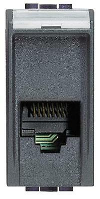 Bticino L4258/11N living int - connettore RJ11 TELEFONICO
