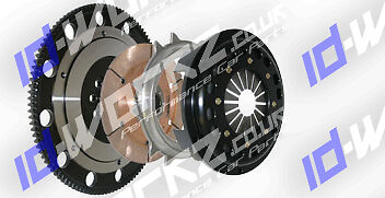 Competition Rigid Super Single Clutch For Honda Civic Type R Ep3 & Fn2 K20