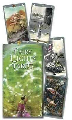 The Fairy Lights Tarot Deck by Lo Scarabeo (English)