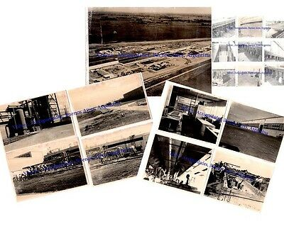 Ford Argentina Pacheco Bs As factory plant 136 orignal photos construction 1964