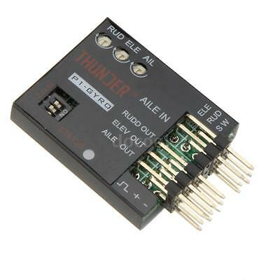 P1-GYRO 3-Axis Flight Controller Stabilizer System Gyro For  Airplane FPV F6M3