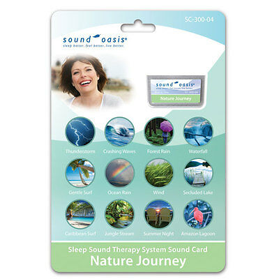 Sound Oasis S-650 Nature Journey Sound Card